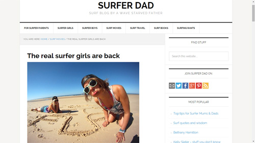 The Real Surfer Girls Are Back - Hannah and Dannie Kelly Says Surf